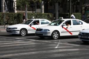 extintores para Taxis y Transportistas profesionales Madrid